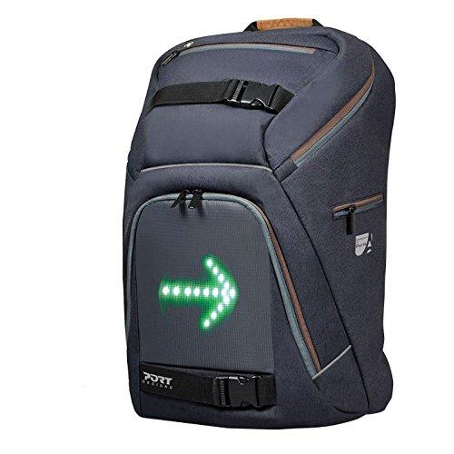 """Port Designs 202330 - Mochila para ordenador portátil de hasta 15.6"""", color gris"""