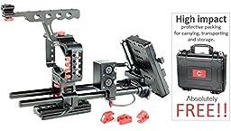 CAMTREE HUNT Mod Cage Combo- I For Blackmagic Pocket Camera (CH-MODC-BMPC-I)