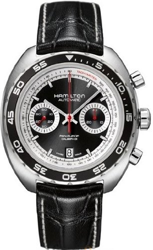 Hamilton H35756735 - Reloj , correa de cuero