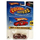 Ford Mustang Hot Wheels Color Shifters Series Ford Mustang 1:64 Scale Collectible Die Cast Car Model