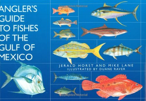 Angler 39 s guide to fishes of the gulf of mexico for Types of fish in the gulf of mexico