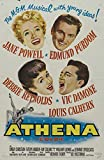 Athena Poster Print (68.58 x 101.60 cm)