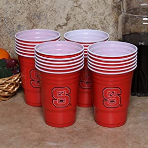 Buy NCAA North Carolina State Wolfpack Game Day Cup by Siskiyou Sports