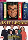 Is It Legal? The Complete First Series [DVD] [1995]