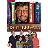Is It Legal - The Complete First Series [DVD]by Richard Lumsden