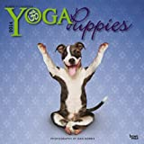 Yoga Puppies 2014 Calendar