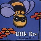 Little Bee: Finger Puppet Book (Finger Puppet Brd Bks)