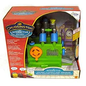 Chuggington Train Wash Toy - Functions & Features - YouTube |Chuggington Train Wash