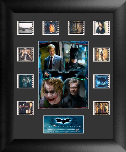 "Trend Setters Batman The Dark Knight ""S4"" Montage Artwork, Mini"