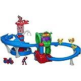 Playskool - A0680e240 - Figurine - Bande Dessinée - Le Circuit Grande Vitesse