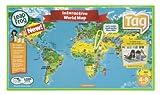 LeapFrog Tag Book Interactive World Map リープフロッグ タグ ブック インタラクティブワールドマップ 世界地図 正規品 / LeapFrog(リープフロッグ)
