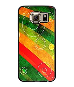 Crazymonk Premium Digital Printed Back Cover For Samsung Galaxy S6
