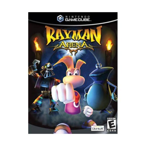 Rayman For Gamecube Rayman Arena
