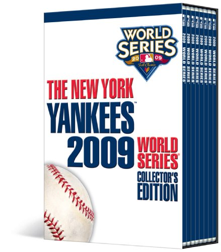 The New York Yankees 2009 World Series Collector's Edition at Amazon.com