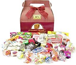 Candy Crate 1960\'s Retro Candy Gift Box