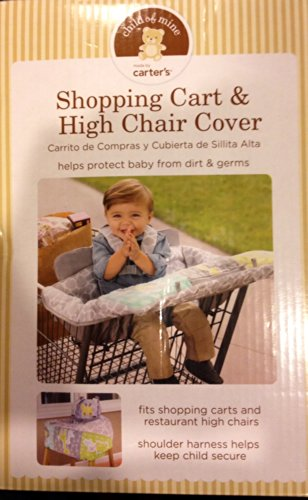 High Chair Shopping Cart Cover front-1039242