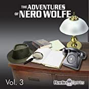 Adventures of Nero Wolfe Vol. 3 | [Adventures of Nero Wolfe]
