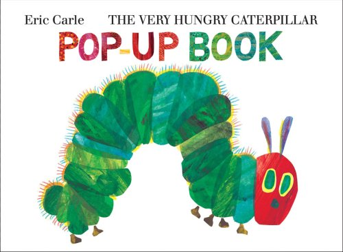 The Very Hungry Caterpillar Pop-Up Book: Eric Carle: 9780399250392: Amazon.com: Books