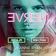 Nerve Audiobook by Jeanne Ryan Narrated by Caitlin Davies