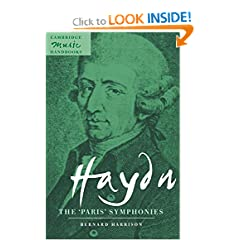 Haydn: The 'Paris' Symphonies (Cambridge Music Handbooks)