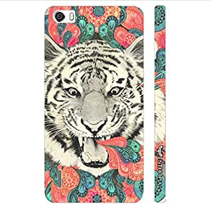 Huawei Honor 6 Spot the Tiger designer mobile hard shell case by Enthopia