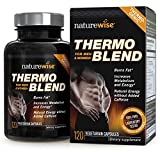 Product  - Product title NatureWise Thermo Blend Advanced Thermogenic Fat Burner for Weight Loss and Natural Energy, 1300 mg, 60-Day Supply, 120 count