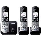 Panasonic KX-TG6813EB Trio DECT Cordless Telephone Set