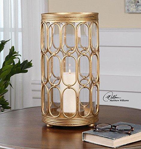 Sosi Gold Candleholder Model-19879