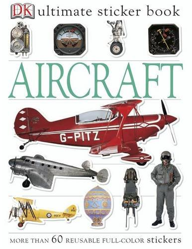 Aircraft Ultimate Sticker Book (Ultimate Stickers)