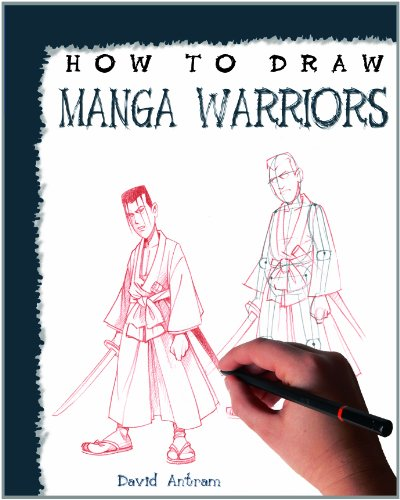 How to Draw Manga Warriors