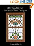 390 Traditional Stained Glass Designs...