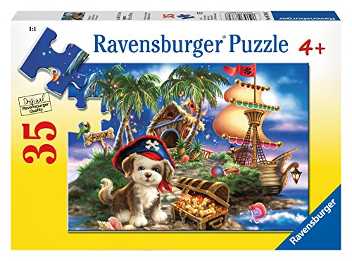 Ravensburger Puppy Pirate Puzzle (35 Piece)