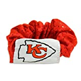 NFL Kansas City Chiefs Hair Twist Band at Amazon.com