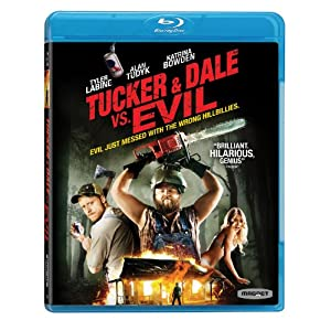 51N2 rCKqoL. SL500 AA300  DVD Obscura: Tucker & Dale, Caged Men, It Takes a Thief, and More