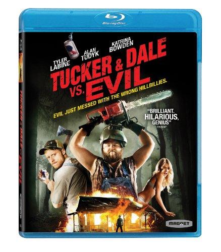 Tucker & Dale Vs Evil [Blu-ray]