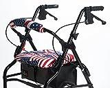 Walker Seat & Rollbar Cover Set (US Flag)