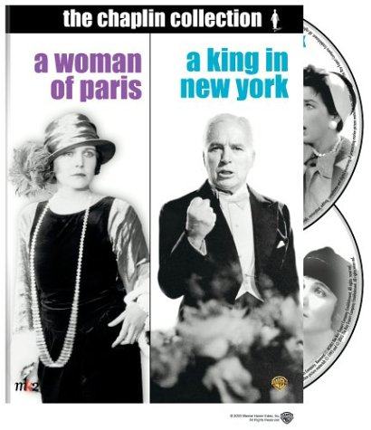 A King in New York / A Woman of Paris (2 Disc Special Edition) (King Of New York Movie compare prices)