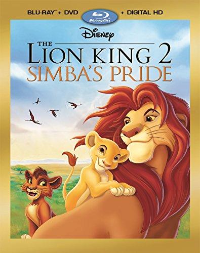 Blu-ray : The Lion King 2: Simbas Pride [Blu-ray] [+Peso($32.00 c/100gr)] (US.ME.5.93-3.99-B071G3WT3H.1840)