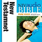 NIV Audio Bible, Pure Voice: New Testament | Zondervan