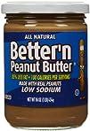 Better N Peanut Butter Low Sodium Low…