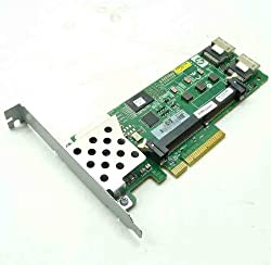 HP 462919-001 Smart Array P410 8-Port SAS RAID Controller 256MB ECC DDR2 SDRAM PCI Express x8 300MBps 2 x Mini-SAS SAS 300 Serial Attached SCSI Internal