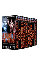 A SLAVE TO THE FANTASY, THE COMPLETE FANTASY BOX SET (HOT ROMANCE SERIES)