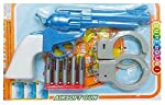 SahiBUY Toy AirGun With Accessories