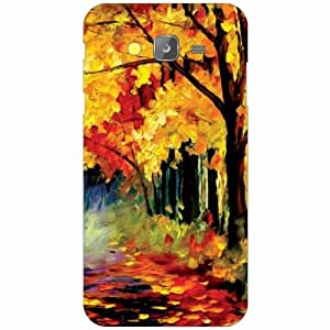 Samsung Galaxy J5 Printed Mobile Back Cover