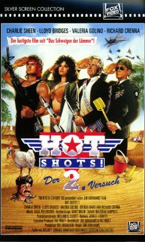 Hot Shots 2 - Der zweite Versuch [VHS]