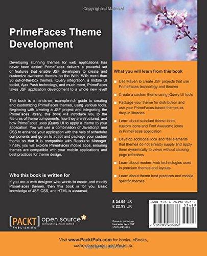 Primefaces Theme development