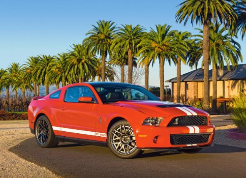 castor-26845-shelby-ford-mustang-gt-500-puzzle-260-pezzi