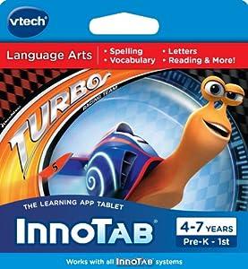vTech Innotab Learning Game - Turbo Racing Team