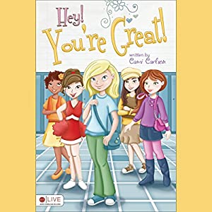 Hey! You're Great! Audiobook