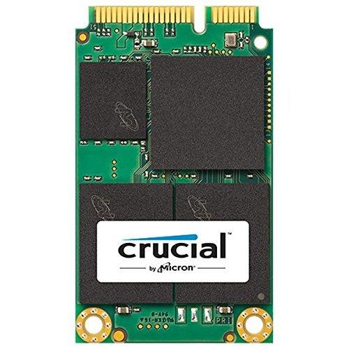 Crucial [Micron製Crucialブランド] mSATA 内蔵 SSD MX200 ( 500GB / SATA 6Gbps / 3.75mm ) CT500MX200SSD3